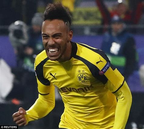 sport news Aubameyang could be joining Arsenal at the ...