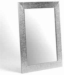 Miroir Rectangulaire Mural : venus miroir rectangulaire contemporain miroir mural par alin a mobilier d co ~ Teatrodelosmanantiales.com Idées de Décoration