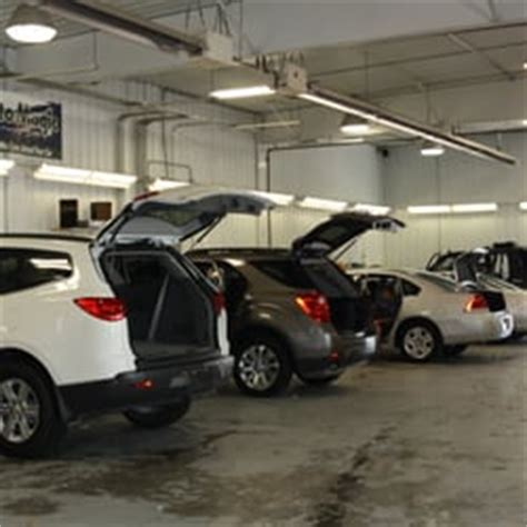 Kupper Chevrolet Mandan Nd by Kupper Chevrolet Subaru Detail Center Auto Detailing