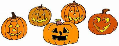 Pumpkins Pumpkin Halloween Printable Five Clipart Song