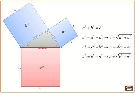 satz des pythagoras einfach erklaert formel rechner aufgaben