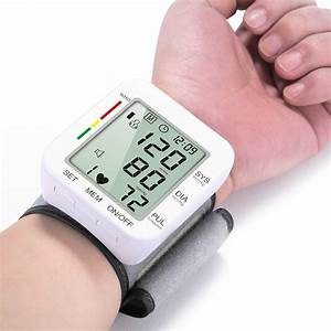10 Best Blood Pressure Monitors In 2020  Review  U0026 Guide