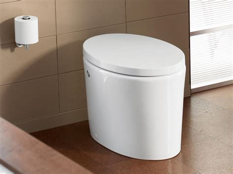 Kohler Bathroom Commodes by Tips For Buying A Toilet Hgtv
