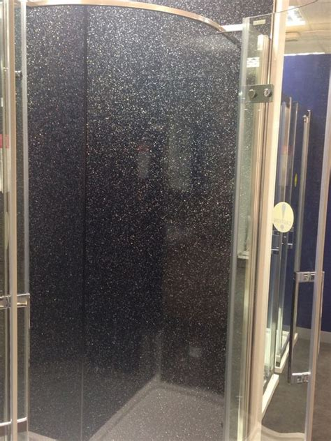 alternative shower walls shower enclosure tiling and alternative to on pinterest