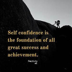 confidence success quotes visitquotes