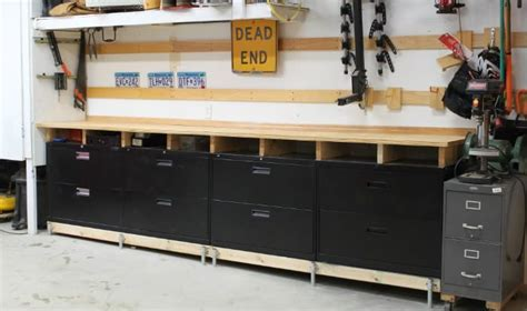 Cabinets Garage Journal by File Cabinets And Metal Cabinets The Garage Journal