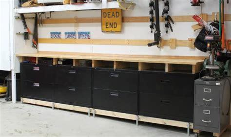 Garage Cabinets Garage Journal by File Cabinets And Metal Cabinets The Garage Journal