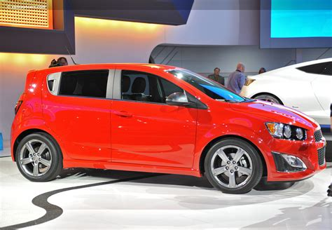 chevrolet sonic rs image httpswwwconceptcarzcom