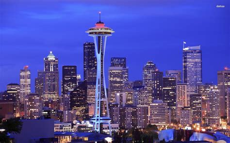 Space Needle Wallpapers - Wallpaper Cave