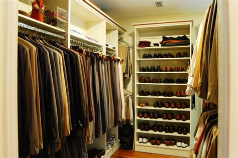 his and closet
