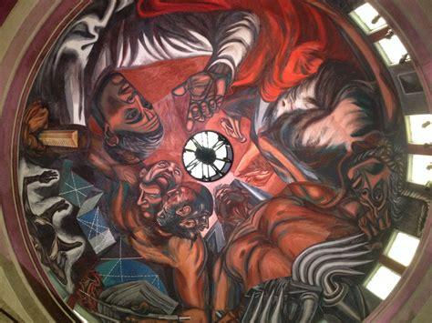 jose clemente orozco murales universidad de guadalajara restauran murales de orozco en la udeg noticias de m 233 xico