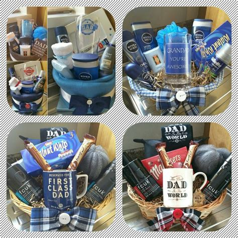 fathers day gift hampers fathers day gift basket diy
