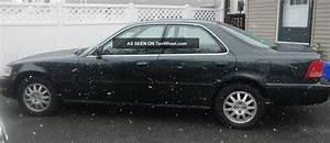 1997 Acura Tl Base Sedan 4   Tan