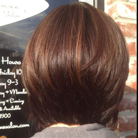 gradual grow  plan hair bobs angled   inverted