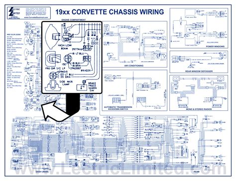 Corvette Dash Wiring Diagram by Miscellaneous Products