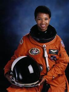 Astronaut Mae Jemison, First African American Woman in ...
