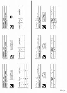 Nissan Rogue Service Manual  Wiring Diagram - With Intelligent Key System - Door  U0026 Lock