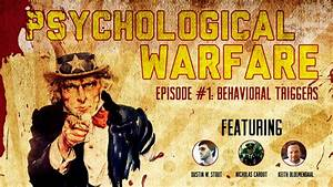 Psychological Warfare #1: Behavioral Triggers - YouTube