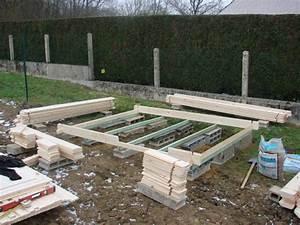 Sur Quoi Poser Un Abri De Jardin : quel plancher pour abri de jardin les cabanes de jardin ~ Dailycaller-alerts.com Idées de Décoration