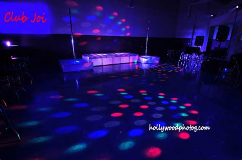 disco light show yelp