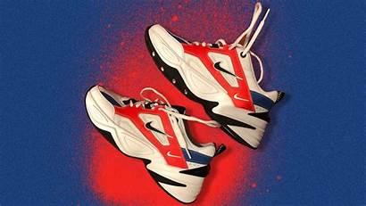 Nike Monarch Air John Elliott Nyfw Tekno