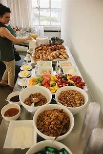 Brunch Buffet Ideen : 24 besten brunch bilder auf pinterest partybuffet ~ Lizthompson.info Haus und Dekorationen