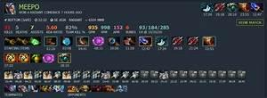 Dragon Lance On Meepo DotA2