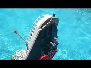 LEGO / COBI TITANIC SINKING: Recreation in my Pool (read ...