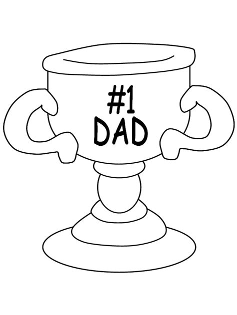 fathers day coloring pages coloring pages  print