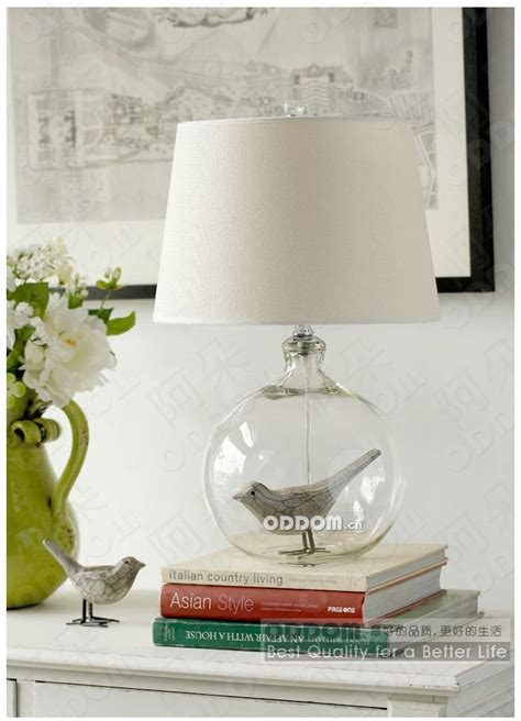 ball home lights table lamps bedroom bedside lamp