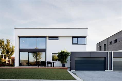 Modernes Haus Weiß by Carport Bilder Ideen