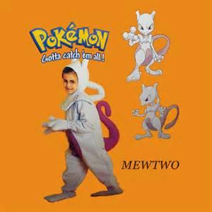 pokemon mewtwo mew two costume child