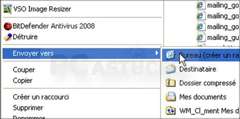 cr 233 er un raccourci clavier vers un dossier windows xp