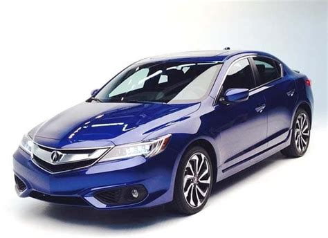 2016 acura ilx gets a comprehensive remake kelley blue book