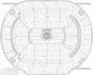 American Airlines Center Seating Chart Dallas American Airlines Center Ufc Ring Aisle