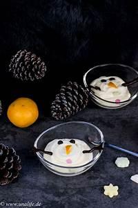 Dessert Für Viele : geschmolzener schneemann dessert f r kinder unalife ~ Orissabook.com Haus und Dekorationen