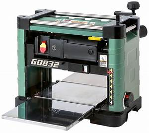 New Benchtop Planer From Grizzly