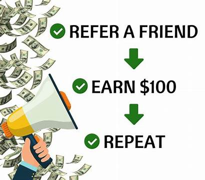 Referral Program Paid Form Say Fill Below