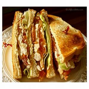Slow Roasted Chicken Club with Bacon, Swiss & Honey ...