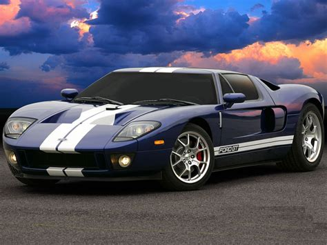 Wallpaper-ford-gt-car