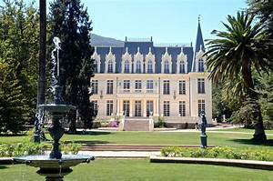 Restoration Of A French Renaissance Style Palace Las