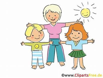 Clipart Kindergartenkinder