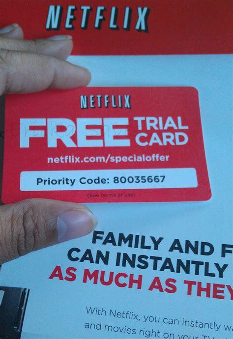 netflix gift card code