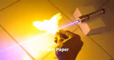 homemade lightsaber is terrifyingly powerful video huffpost uk