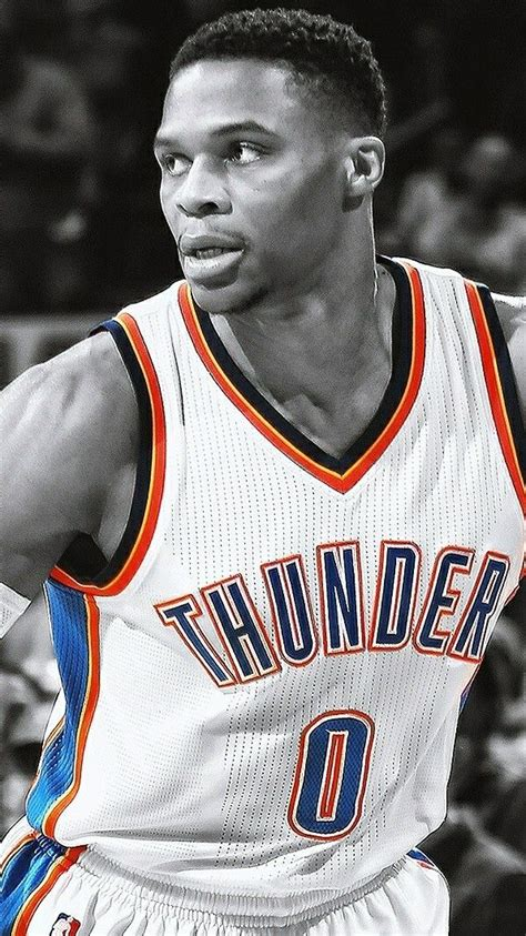 Russel Westbrook Iphone X Wallpaper 4k Wallpapers
