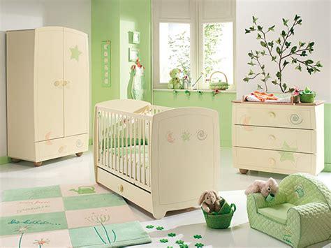 chambre bébé verte quelle ambiance chambre bébé