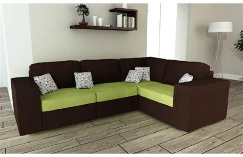 canapé vert anis comment utiliser le vert en décoration miliboo