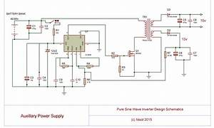 Design And Build Of A Pure Sine Wave Inverter