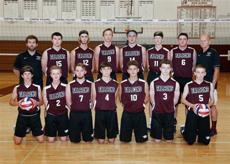 westosha central high school boys varsity volleyball fall schedule