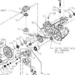 30 Cub Cadet Lt1050 Deck Parts Diagram